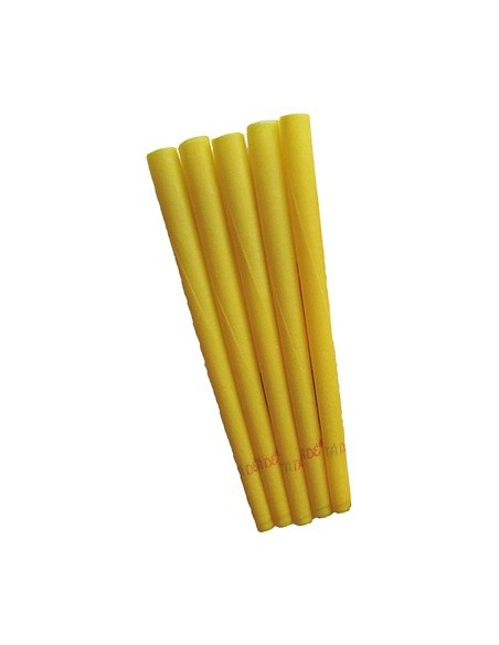 Body candles TADE with beeswax - Mint 10pcs