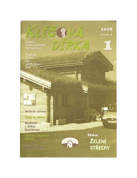 Klíčová dírka - ročník 2008