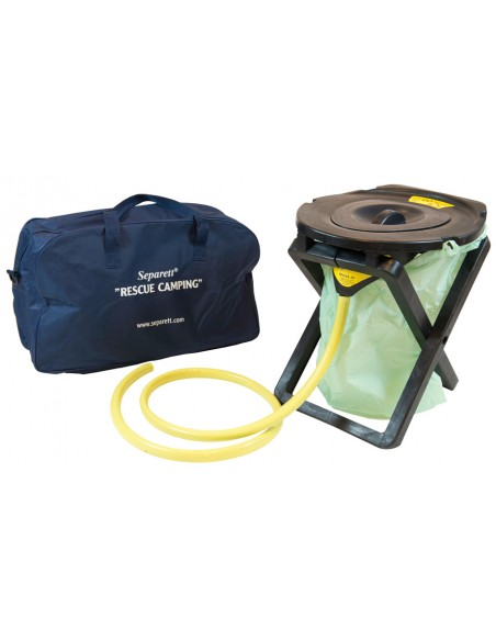 Separett Rescue Camping - WC pre turistiku a kempovanie