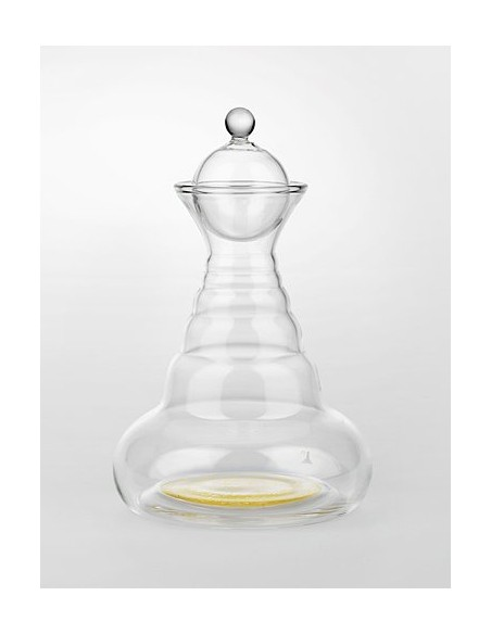 Karafa Delicate Gold 0,5 litru - Květ života