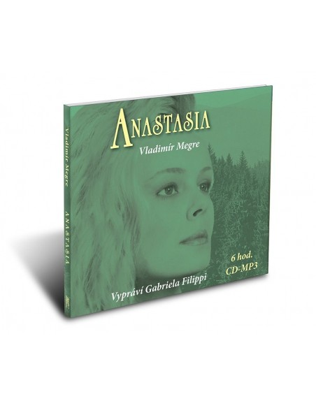 Audiokniha Anastasia
