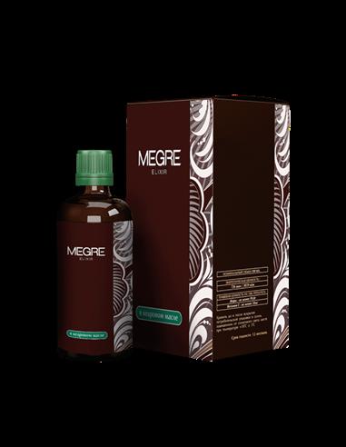 Cedrový olej 100ml obohacený MEGRE elixírem