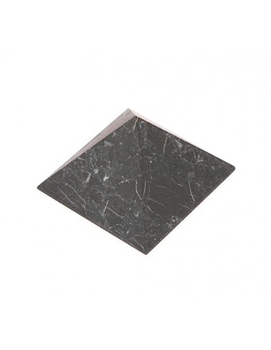 Pyramida šungit M1 - 4x4 cm