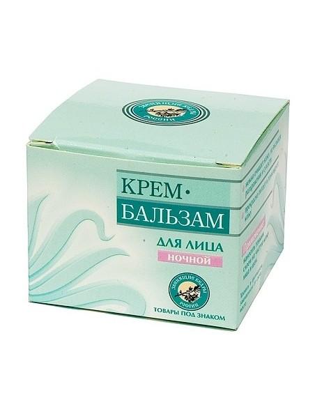 Cream-balsam - Nighttime Facial
