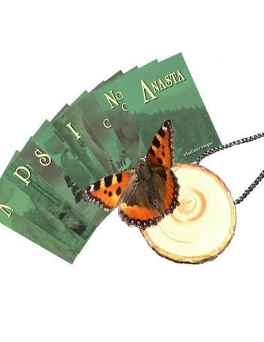 Complete series of books Anastasia + cedar pendant free
