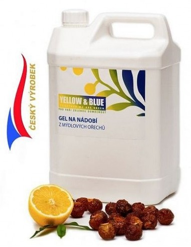 Gel dish soap nuts from 5l